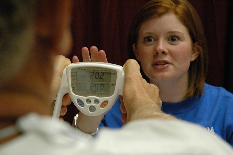 Huntsman World Senior Games Health Screenings