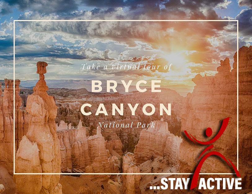Take a virtual tour of Bryce Canyon National Park